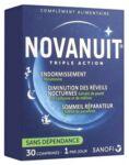 Acheter Novanuit Triple Action Comprimés B/30 à Genas