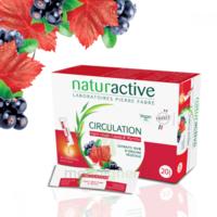 Naturactive Phytothérapie Fluides Solution buvable Circulation 20 Sticks/10ml à Genas