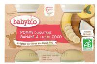 Babybio Pot Pomme Banane Coco à Genas