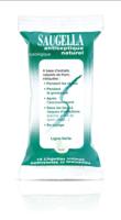 Saugella Antiseptique Lingette Hygiène Intime Paquet/15 à Genas