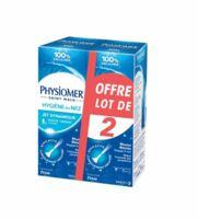 Physiomer Solution nasale adulte enfant Jet dynamique 2*135ml