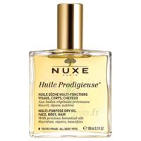 Huile prodigieuse®- huile sèche multi-fonctions visage, corps, cheveux100ml à Genas