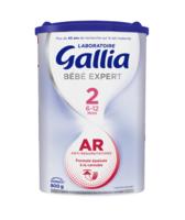 GALLIA BEBE EXPERT AR 2 Lait en poudre B/800g à Genas