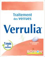 Boiron Verrulia Comprimés à Genas