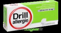 DRILL 10 mg Comprimés à sucer allergie cétirizine Plq/7 à Genas