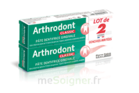 Pierre Fabre Oral Care Arthrodont Dentifrice Classic Lot De 2 75ml à Genas