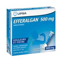 Efferalgan 500 Mg Glé En Sachet Sach/16 à Genas