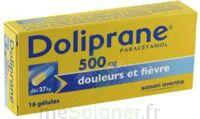DOLIPRANE 500 mg Gélules B/16 à Genas
