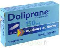 Doliprane 150 Mg Suppositoires 2plq/5 (10) à Genas