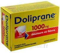 DOLIPRANE 1000 mg Poudre pour solution buvable en sachet-dose B/8 à Genas