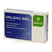 Mildac 600 Mg, Comprimé Enrobé à Genas