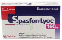 SPASFON LYOC 160 mg, lyophilisat oral à Genas
