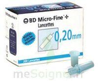 BD MICRO - FINE +, bt 200 à Genas
