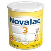 NOVALAC 3 Lait de croissance B/800g à Genas