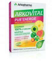 Arkovital Pur'energie Multivitamines Comprimés Dès 6 Ans B/30 à Genas
