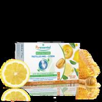 Puressentiel Respiratoire Pastilles Respiratoire Gorge Miel-Citron - 18 pastilles à Genas