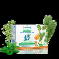 Puressentiel Respiratoire Pastilles Respiratoire Gorge Menthe-Pin - 18 pastilles à Genas