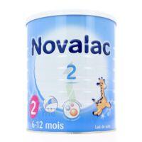 NOVALAC 2 Lait en poudre 2ème âge B/800g* à Genas