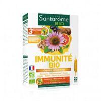 Santarome Bio Immunité Solution buvable 20 Ampoules/10ml à Genas