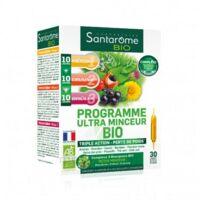 Santarome Bio Programme ultra minceur Solution buvable 30 Ampoules/10ml à Genas