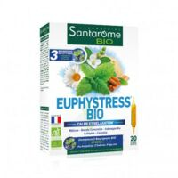 Euphystress Solution buvable bio 20 Ampoules/10ml à Genas