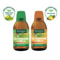 Ultradraine Bio Solution Buvable Thé Vert Citron Fl/500ml à Genas