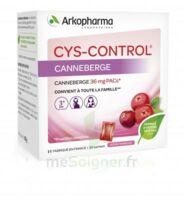 Cys-Control 36mg Poudre orale 20 Sachets/4g à Genas