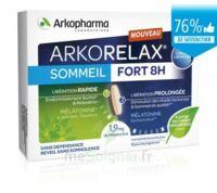 Arkorelax Sommeil Fort 8h Comprimés B/15 à Genas