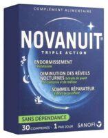 Novanuit Triple Action Comprimés B/30 à Genas