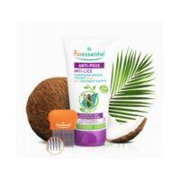 Puressentiel Anti-poux Shampooing Masque Traitant 2 En 1 Anti-poux Avec Peigne - 150 Ml à Genas