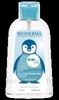 ABCDERM H2O Solution sans rinçage nettoyante bébé Fl pompe/1L à Genas