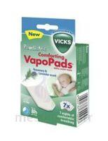 Vicks Comforting Vapopads Pediatric, Bt 7 à Genas