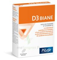Pileje D3 Biane Capsules 200 Ui - Vitamine D 30 Capsules à Genas