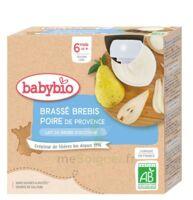 Babybio Gourde Brassé Brebis Poire