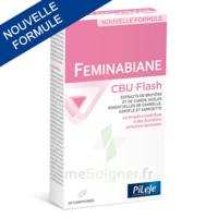 Pileje Feminabiane Cbu Flash - Nouvelle Formule 20 Comprimés à Genas