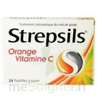Strepsils Orange Vitamine C, Pastille à Genas