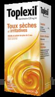 TOPLEXIL 0,33 mg/ml, sirop 150ml à Genas