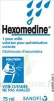 Hexomedine 1 Pour Mille, Solution Pour Pulvérisation Cutanée En Flacon Pressurisé à Genas