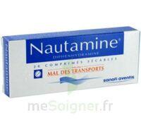 NAUTAMINE, comprimé sécable à Genas