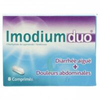 Imodiumduo, Comprimé à Genas