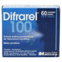 DIFRAREL 100 mg, comprimé enrobé 6Plq/10 à Genas