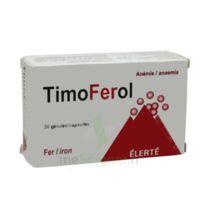 TIMOFEROL, gélule Plq/90 à Genas
