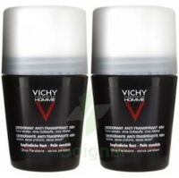 Vichy Anti-transpirant Homme Bille Anti-trace 48h Lot à Genas
