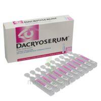 Dacryoserum Solution Pour Lavage Ophtalmique En Récipient Unidose 20unidoses/5ml à Genas