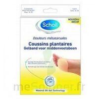 Scholl Coussin plantaire douleurs métatarsales T2 à Genas