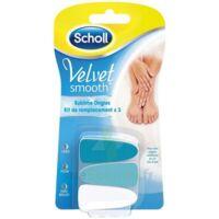 Scholl Velvet Smooth Ongles Sublimes Kit De Remplacement à Genas