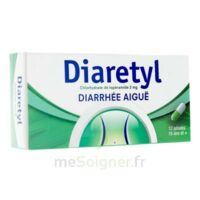 Diaretyl 2 Mg, Gélule à Genas