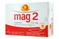 Mag 2 122 Mg S Buv En Ampoule Sans Sucre édulcoré à La Saccharine Sodique 30amp/10ml à Genas