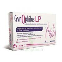 Gynophilus LP Comprimés vaginaux B/6 à Genas