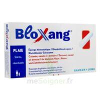 BLOXANG Eponge de gélatine stérile hémostatique B/5 à Genas